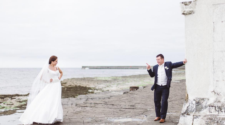 Wedding Day of Deirdre & Brendan at Diamond Coast Hotel