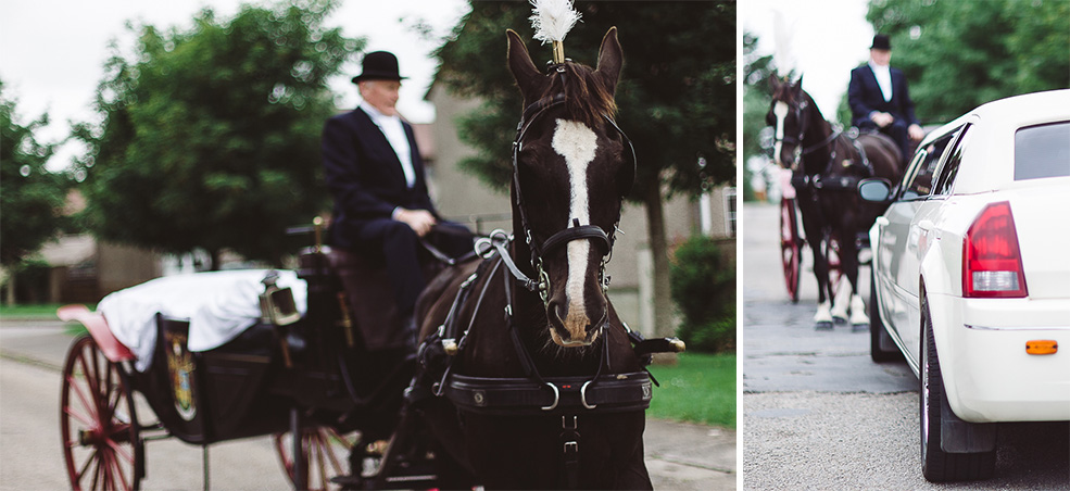 A person riding a horse