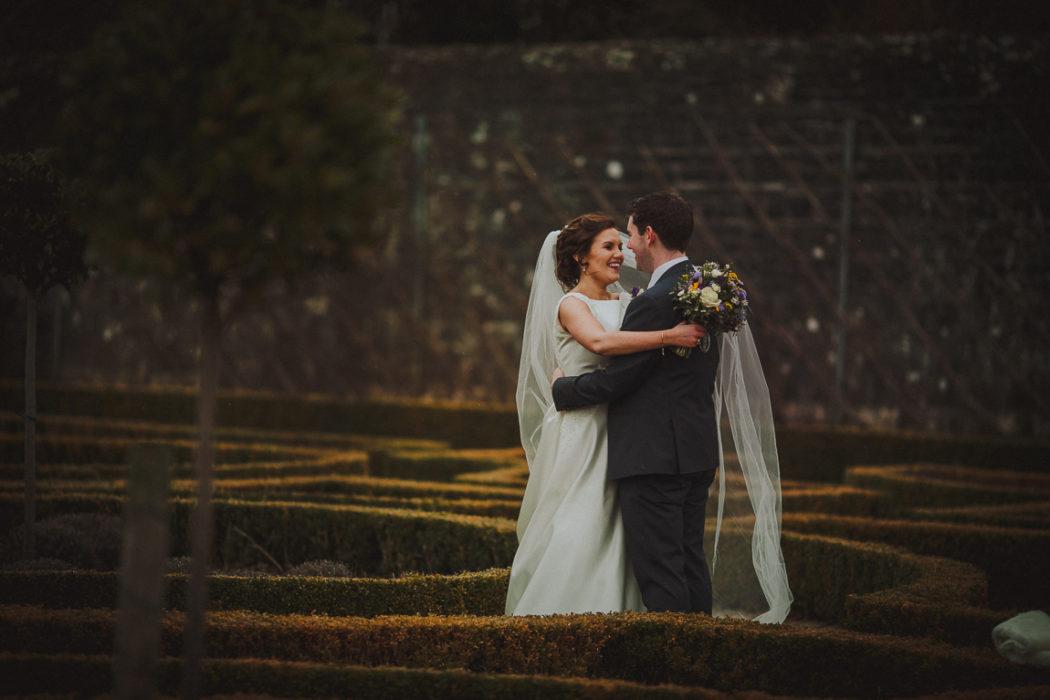 Niamh & Cian's Music Themed Wedding At Lough Rynn Castle