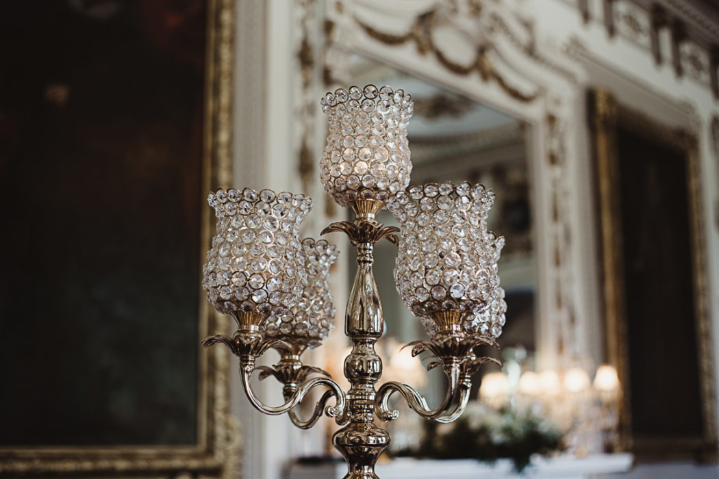A classic lamp