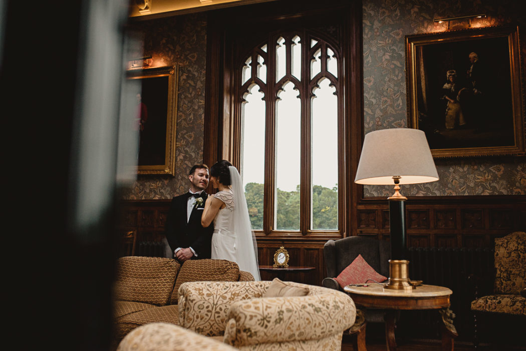 Lisa & Stephen's Wedding At Markree Castle