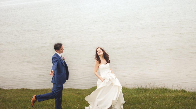 Breffni & Jim's Wedding at Harvey's Point