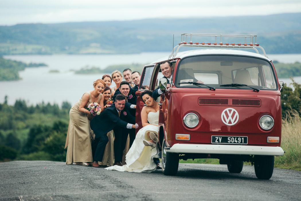 Sneak Peek of Stephanie & Simon Wedding at Sligo Park Hotel