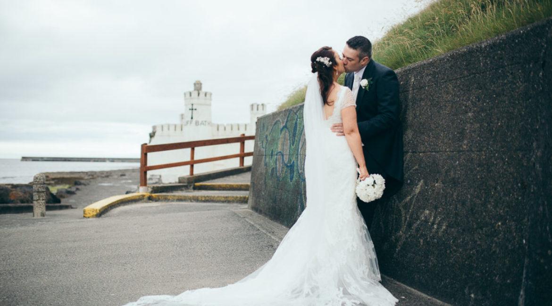 Sneak Peek of Lorraine & Davin Wedding at Ocean Sands Hotel