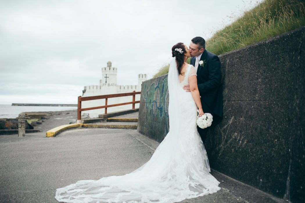 Sneak Peek of Lorraine & Davin Wedding at Ocean Sands Hotel