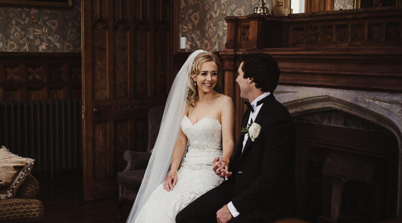 Christina & Daniel's wedding at Markree Castle