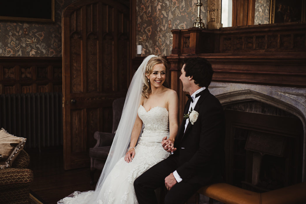 Christina & Daniel's wedding at Markree Castle