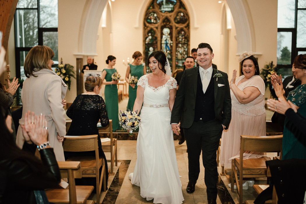 Sneak Peek of Fidelma + Sean Wedding At Radisson Blu Hotel