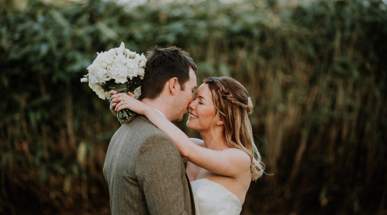 Michaela + Charlie's Wedding At Markree Castle