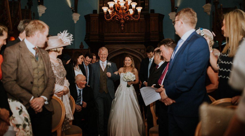 Sneak Peek of Michale +  Charlie Wedding At Markree Castle