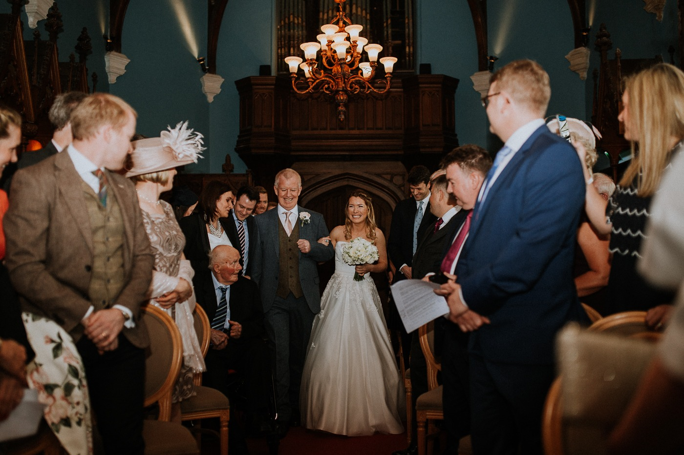 Sneak Peek of Michale +  Charlie Wedding At Markree Castle