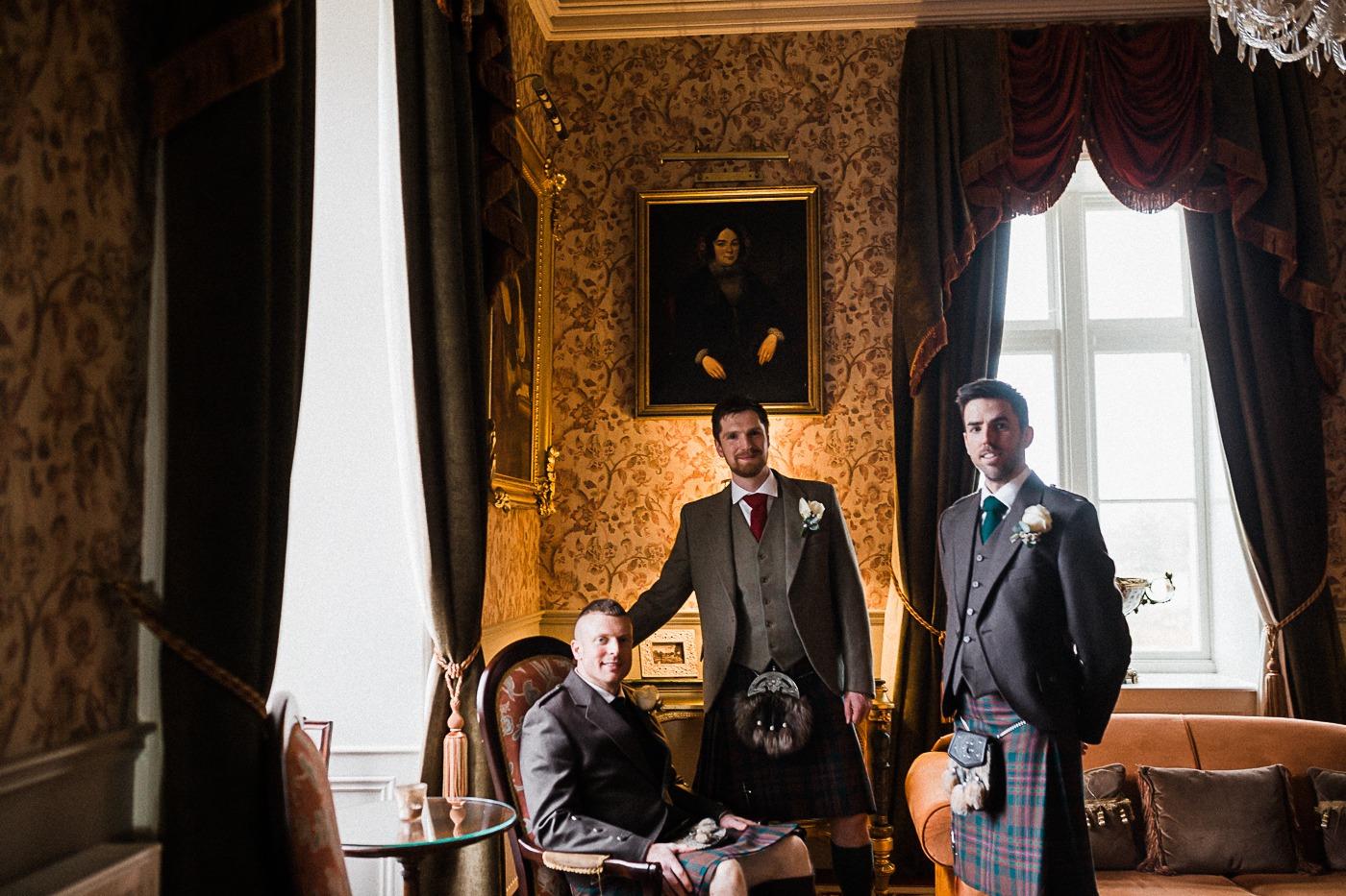 Markree Castle Wedding01