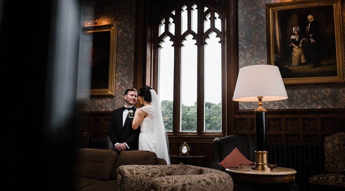 Markree Castle Weddling – Sligo Wedding Venue