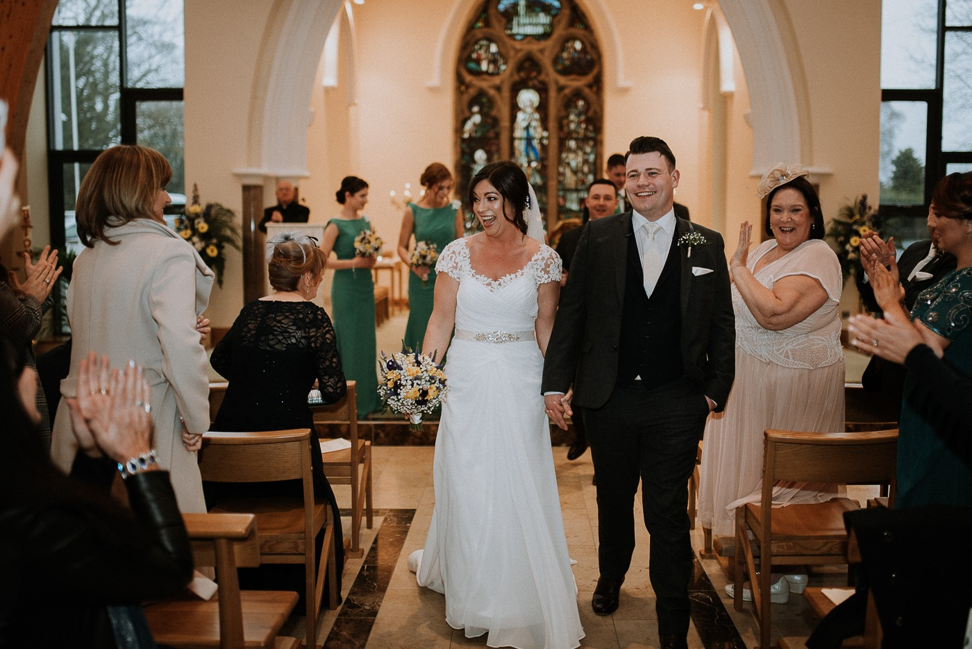 Fidelma & Sean's Wedding at Radisson Blu Hotel, Sligo