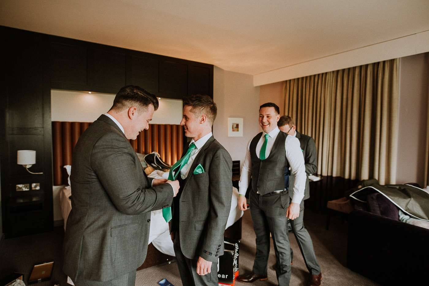 Wedding Tips For The Groom