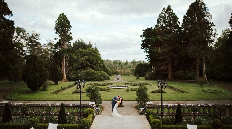 Sneak Peek of Fiona & Alan At Markree Castle