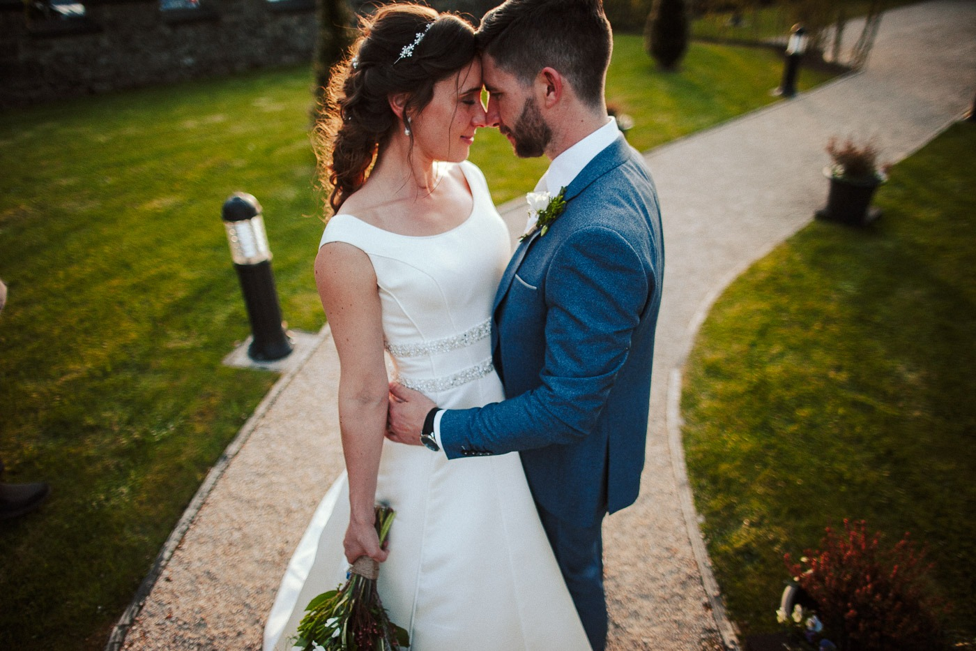 Sneak Peek of  Samantha & Larry At Markree Castle