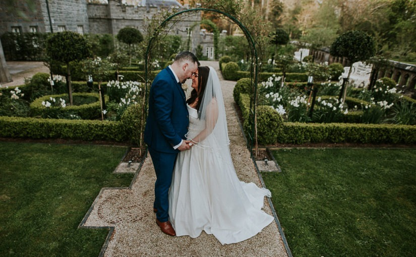Markree Castle Wedding1