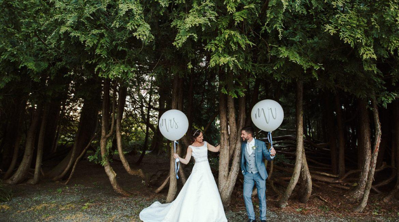 Samantha & Larry's Wedding At Markree Castle / Slideshow