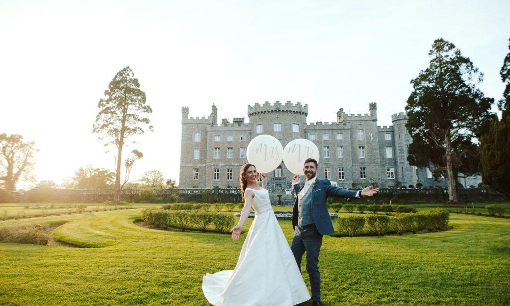 Samantha & Larry's Wedding at Markree Castle