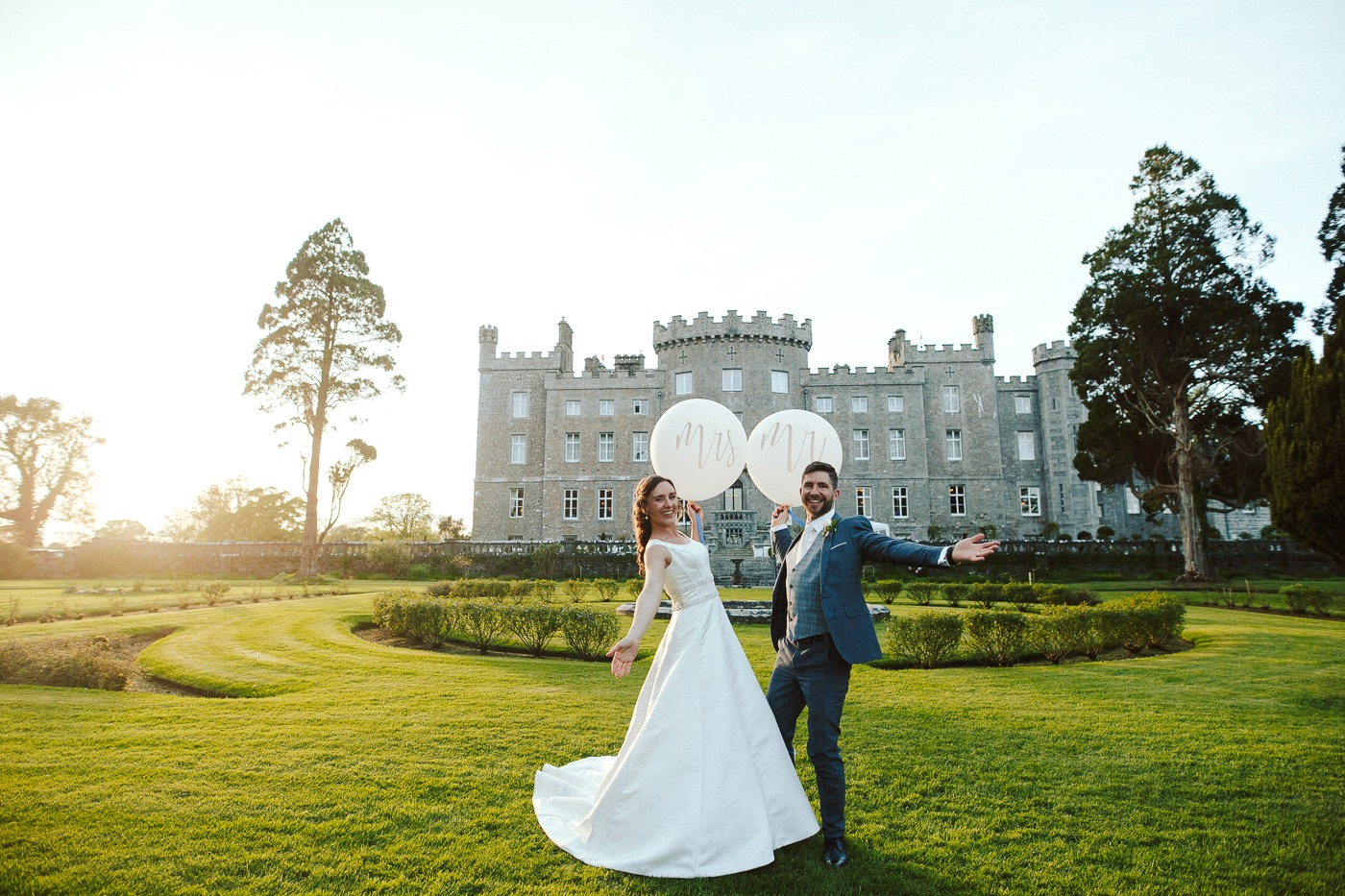 Samantha & Larry's Wedding at Markree Castle