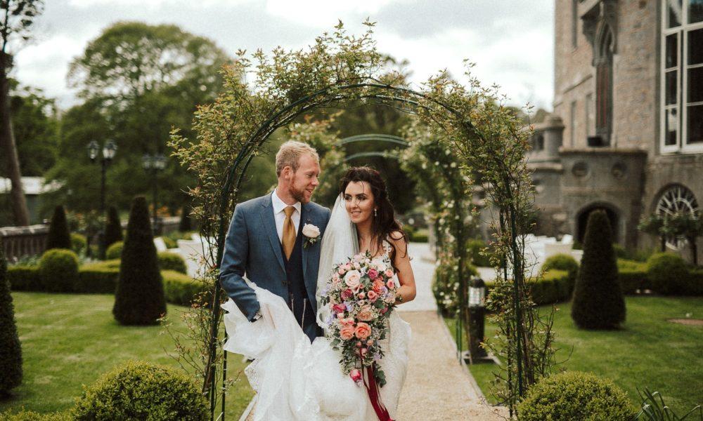 Fiona & Alan's Wedding At Markree Castle