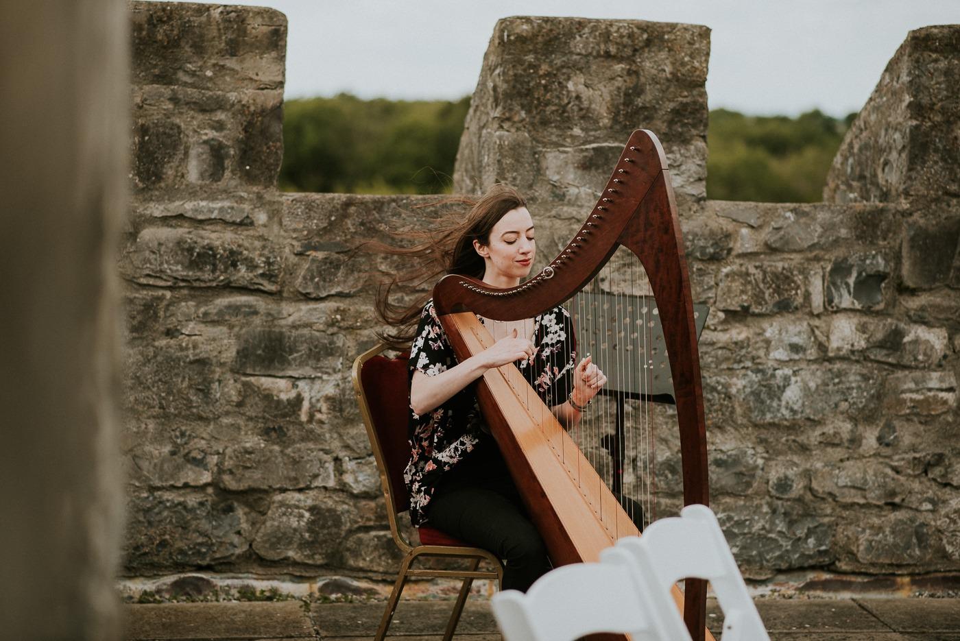 Claire Heffernan sitting on a rock