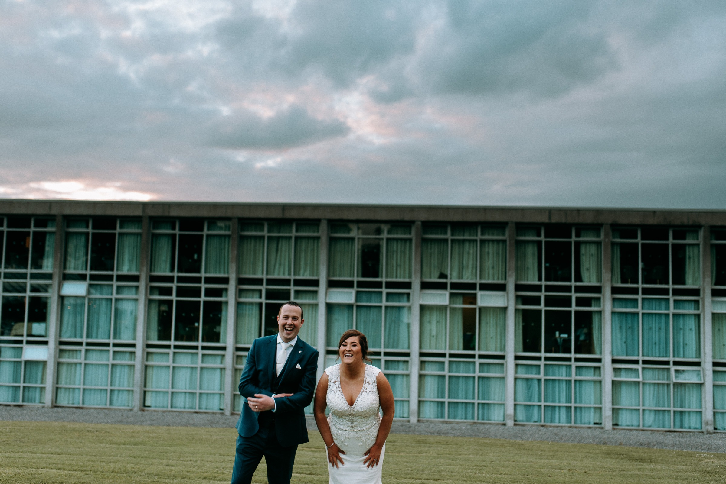 Sneak Peek of  Gemma + Keith's Wedding at Sligo Park Hotel