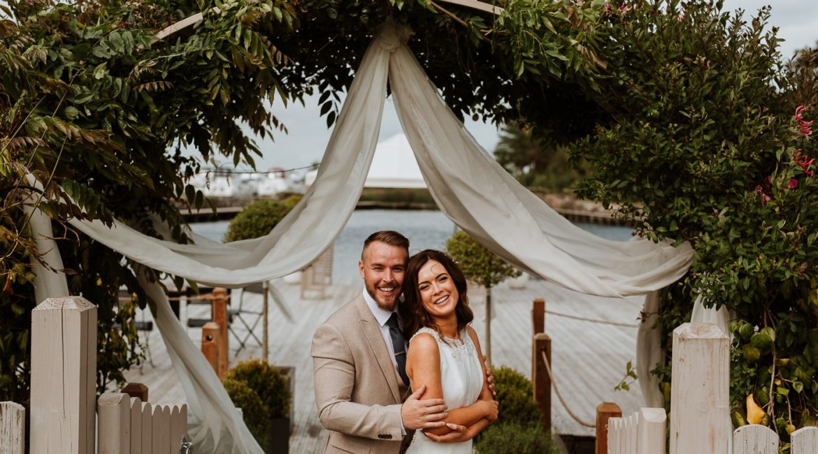 Sneak Peek of Sarah & Shane's Wedding at Coolbawn Quay