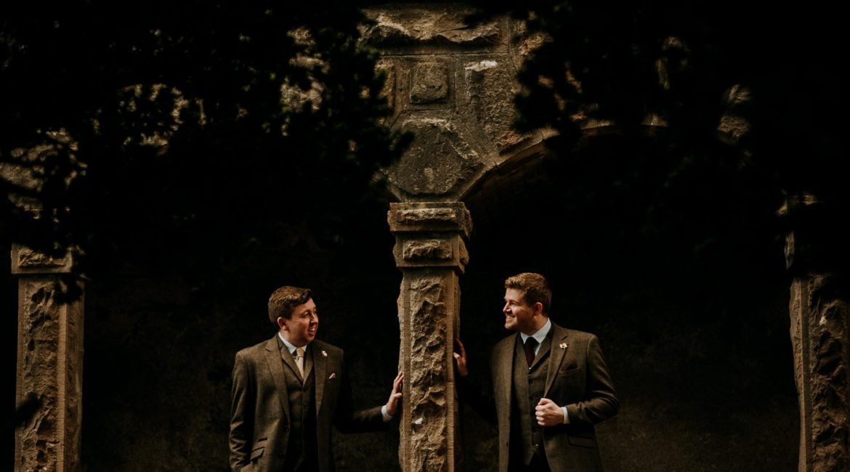 Sneak Peek of Conor & David's Wedding at Belleek Castle