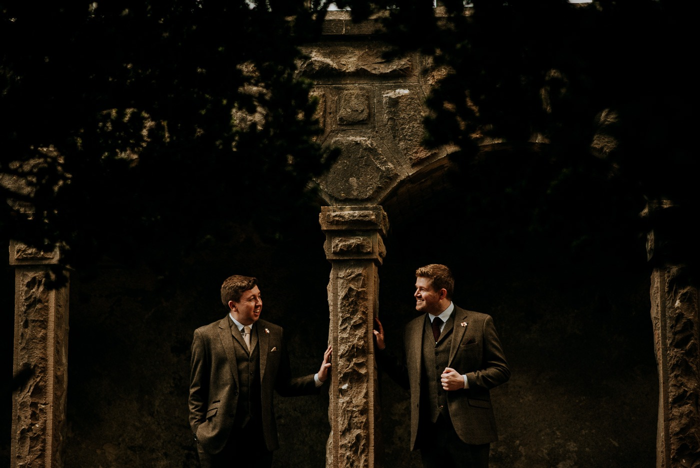 Sneak Peek of Conor & David's Wedding at Belleek Castle