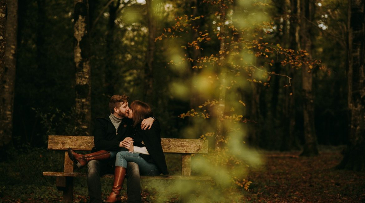Hazelwood Forest Engagement Session