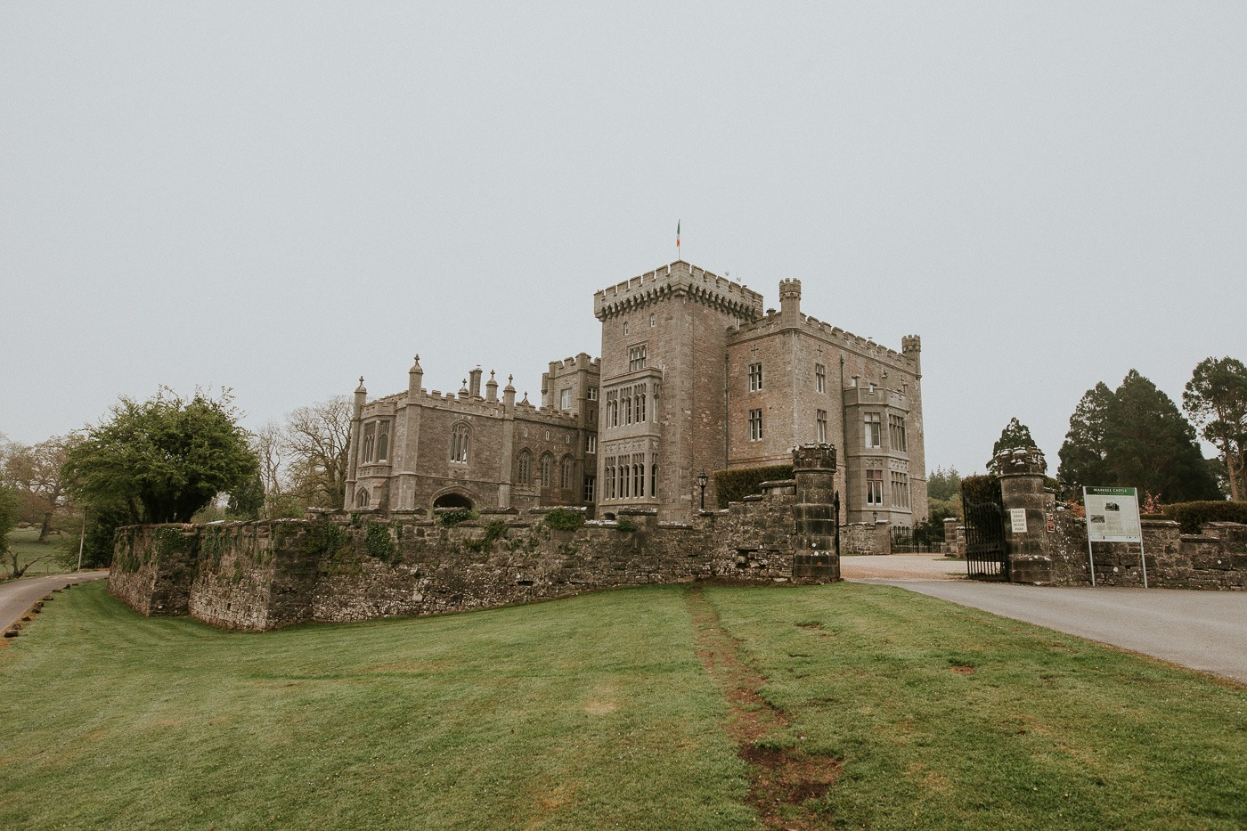 Destination Wedding Photographer Ireland
