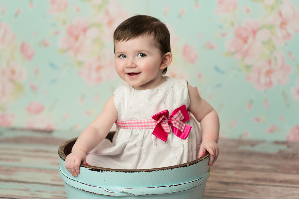 Holly's 10 month Photo Session