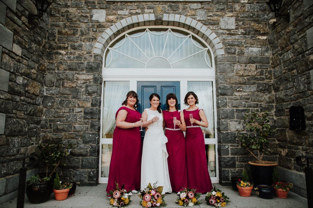 Sligo Wedding Photographer Castle Dargan74