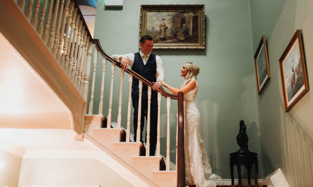 Sneak Peek of Shauna & Liam At Castle Grove Country House Hotel