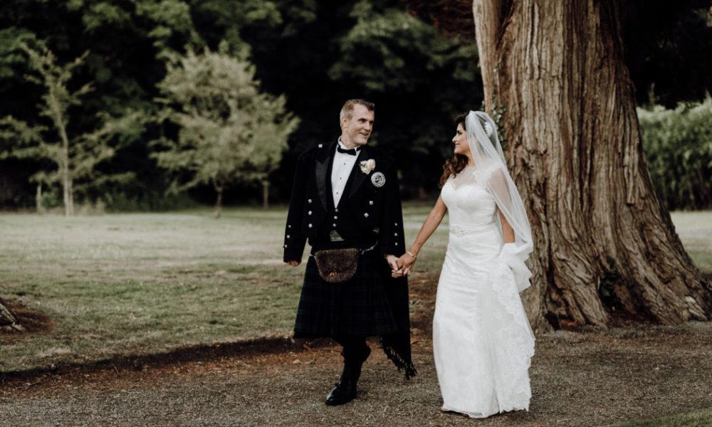 Lorena & Tom's Wedding at Markree Castle