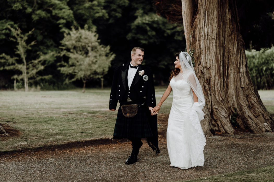 Lorena & Tom's Wedding at Markree Castle
