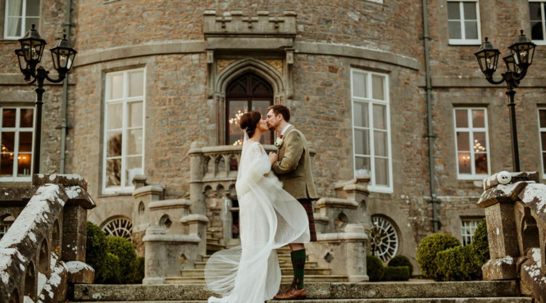Emily & Daniel's Wedding at Markree Castle