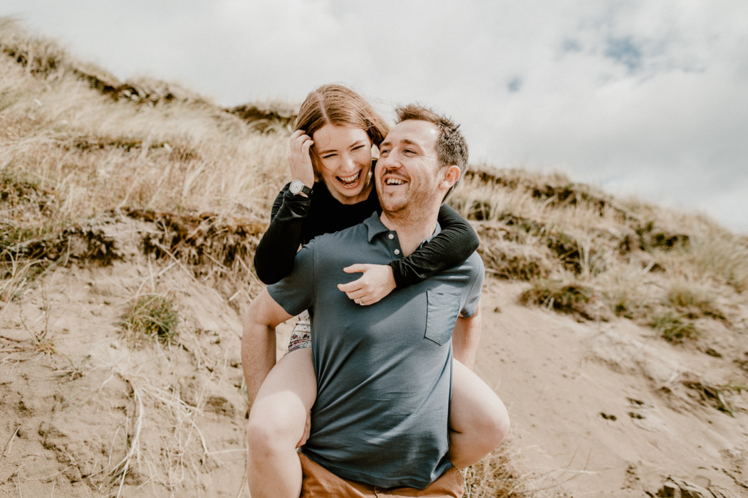 Michaela  + Charlie's Engagement Session