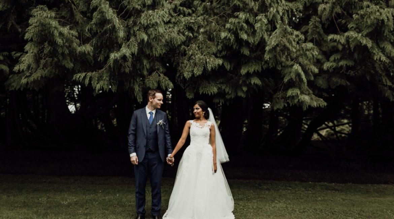 Komal & Carl's Wedding at Markree Castle